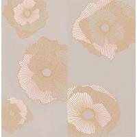 Панно Mono Golden Flowers (Комплект из 2 штук)