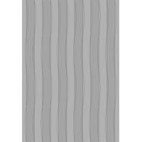 Настенная плитка СКАЗКА 5Т (серая полоска) 400х275 матовая с антибактериальным покрытием Microban