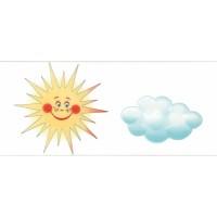 Декор Аккорд Солнце