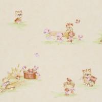 Детские бумажные обои коллекция PICCOLO арт.270921