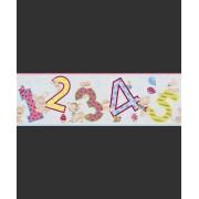 Детские бумажные обои БОРДЮР коллекция PICCOLO арт.271843