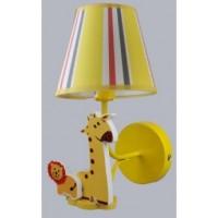 Бра Safari MB 255-1 1xE14/40W желтое