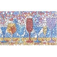 Декор орнамент глянцевая D698 - 33x20