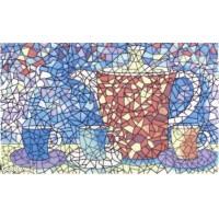 Декор орнамент глянцевая D699 - 33x20