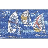 Декор орнамент глянцевая D701 - 33x20