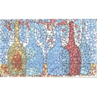Декор орнамент глянцевая D700 - 33x20