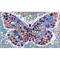 Декор орнамент глянцевая D693a - 33x20