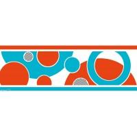Бордюр орнамент глянцевая  682a -7x20