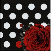 Декор Этуаль Цветок Роза