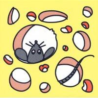 Декор Мышка и Сыр