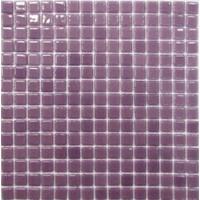 Мозаика МОНОКОЛОР 20SP 1041 20x20 сиреневая KERAMISSIMO