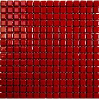 Мозаика МОНОКОЛОР 20SP 1007 20X20 красная KERAMISSIMO