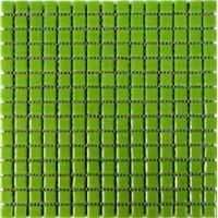 Мозаика МОНОКОЛОР 20SP 1029 20x20 зеленая KERAMISSIMO