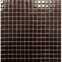 Мозаика МОНОКОЛОР 20SP 1044 шоколадная KERAMISSIMO