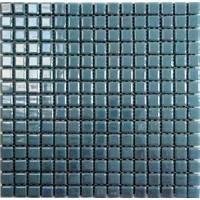 Мозаика МОНОКОЛОР 20SP 2008 20x20 голубая KERAMISSIMO
