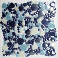 Мозаика морские камешки HVZ-334 KERAMISSIMO