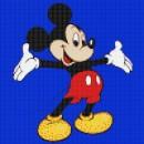 Мозаичное панно Микки Маус ММ-03. Серия Дисней