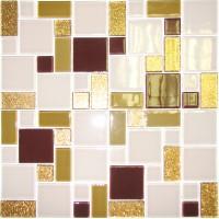 Мозаика стеклянная SF-12419 KERAMISSIMO