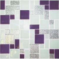Мозаика стеклянная SF-12422 KERAMISSIMO