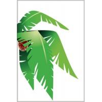 Декор Пальма (листья)