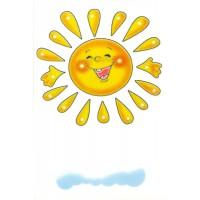 Декор  Солнышко